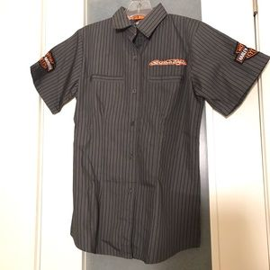 Harley Davidson Garage Shirt - NWT